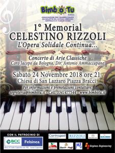 Locandina Memorial Rizzoli